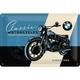 Peltikyltti 20x30 BMW Classic Motorcycles