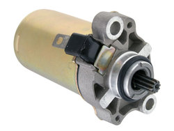 Käynnistysmoottori, Piaggio-moottori 2-T ruisku & 4-T, cc:56,5mm / 10-hammsta
