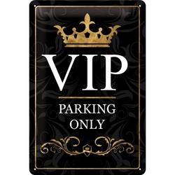 Peltikyltti 20x30 VIP Parking Only