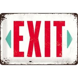 Peltikyltti 20x30 Exit