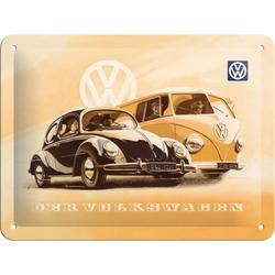Peltikyltti 15x20 VW Der Volkswagen