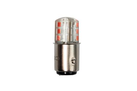 LED POLTTIMO 21W/5W 12V BAY15D TAKAVALOON MOPOT/MP/ATV