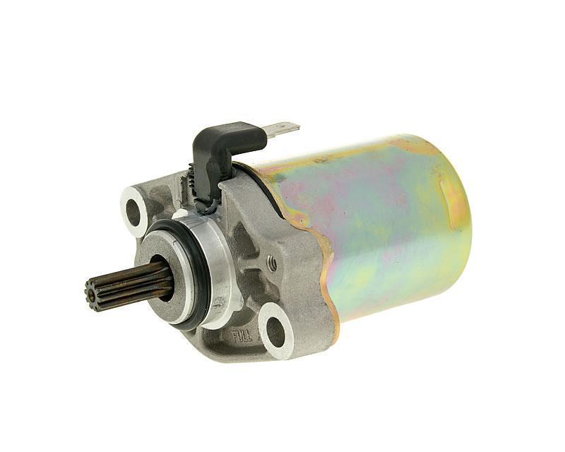 Käynnistysmoottori, Morini-moottori, cc: 57mm / 10-hammasta