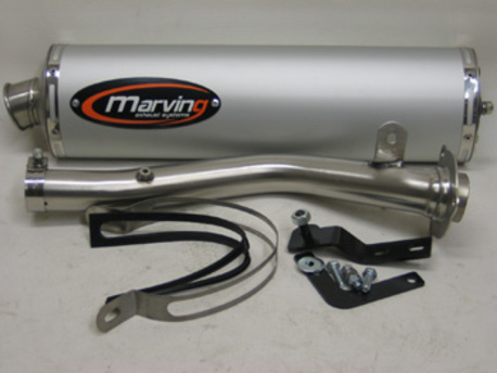 EXHAUST SYSTEM YAMAHA YFM 350 R MARVING