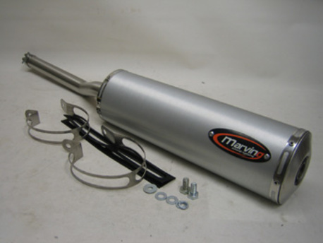 EXHAUST SYSTEM KYMCO MXU 500 MARVING