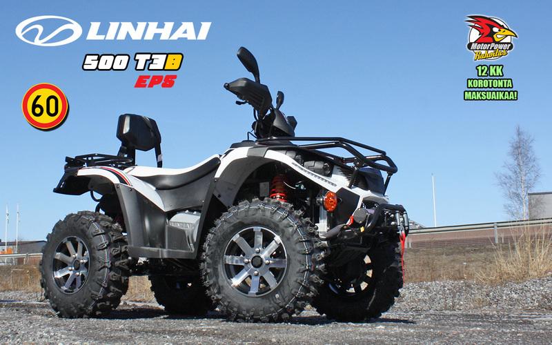 LINHAI 500 T3B EPS