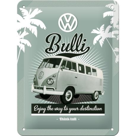 Peltikyltti 15x20 VW Bulli