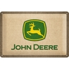 Peltikyltti 20x30 John Deere logo