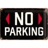Peltikyltti 20x30 No parking