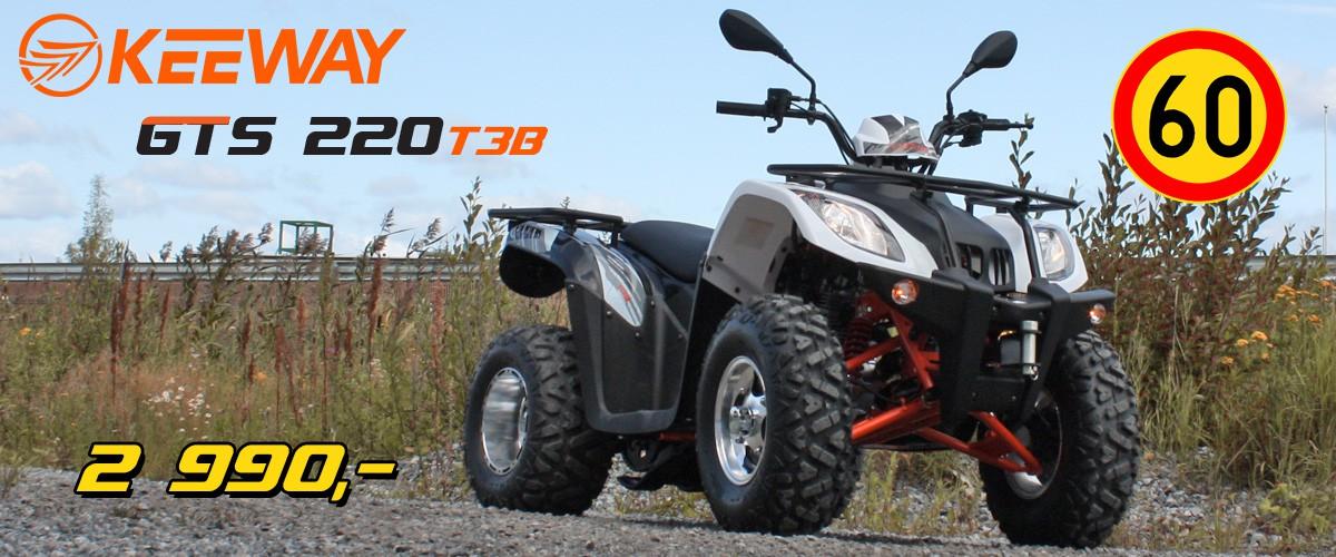 Upea uutuus-traktorimönkkäri ja millä hintaa! Katso lisää!